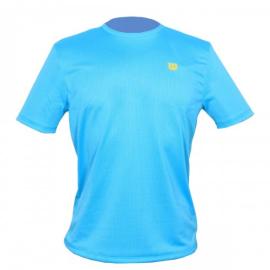Imagem - Camiseta Trainning XII Turquesa - Wilson