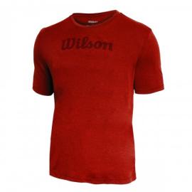 Imagem - Camiseta Infantil Vermelha - Wilson