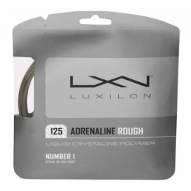 Imagem - Corda Adrenaline Rough 16L 1.25mm Cinza Set Individual - Luxilon