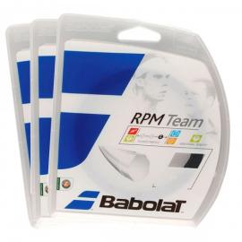 Imagem - Corda Babolat Rpm Team 16l 1.30mm - Pack Com 3 Sets - Babolat
