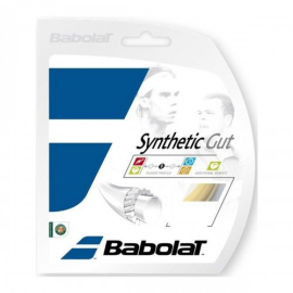 Imagem - Corda Synthetic Gut 17L 1.25mm Branca - Set Lacrado - Babolat