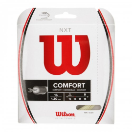 Imagem - Corda NXT 16 1.30mm Natural Set Individual - Wilson