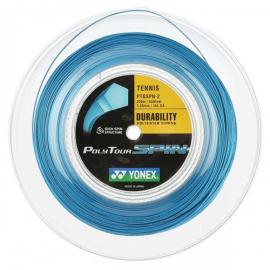 Imagem - Corda Poly Tour Spin 16L 1.25mm Rolo c/ 200m  - Yonex