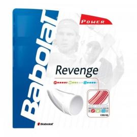 Imagem - Corda Revenge 16L 1.30mm Vermelha Set Individual - Babolat