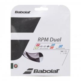 Imagem - Corda Rpm Dual 17l 1.25mm Preta Set Individual - Babolat