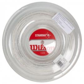 Imagem - Corda Stamina 16L 1.32mm Rolo Com 200metros - Wilson