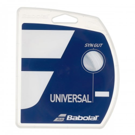 Imagem - Corda Synthetic Gut 17 1.25mm Branca Set Lacrado - Babolat