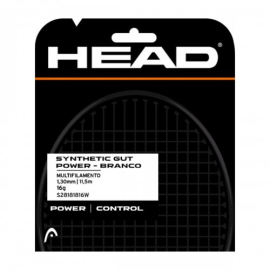 Imagem - Corda Synthetic Gut Power 16 1.30mm Branca Set Individual - HEAD