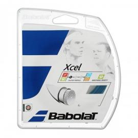 Imagem - Corda Xcel 16L 1.30mm Azul - Set Individual - Babolat