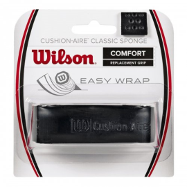 Imagem - Cushion Aire Classic Sponge Comfort Preto - Wilson