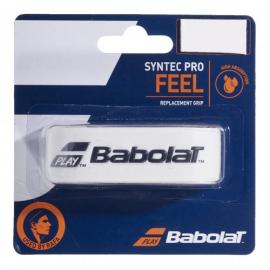 Imagem - Cushion Grip Syntec Pro x1 Branco - Babolat