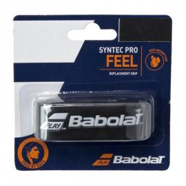 Imagem - Cushion Grip Syntec Pro x1 Preto e Branco - Babolat