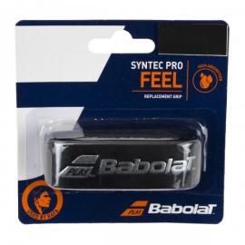 Imagem - Cushion Grip Syntec Pro x1 Preto e Prata - Babolat