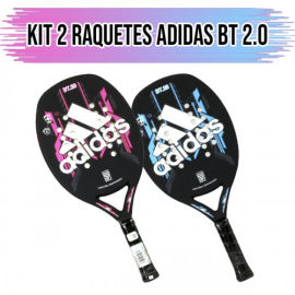 Imagem - Kit 02 Raquetes de Beach Tennis 2.0 - Adidas
