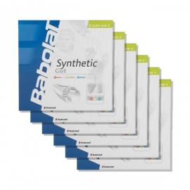 Imagem - Pack c/6 Sets Corda Synthetic Gut 17L 1.25mm Branca