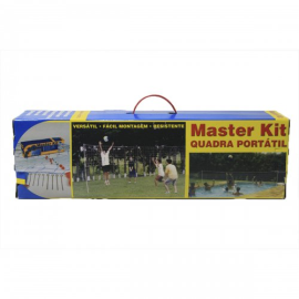 Imagem - Quadra Portátil Para Beach Tennis - Rede Master