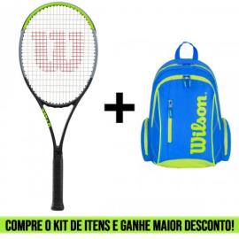 Imagem - Kit Raquete de Tenis Blade e Mochila - Wilson