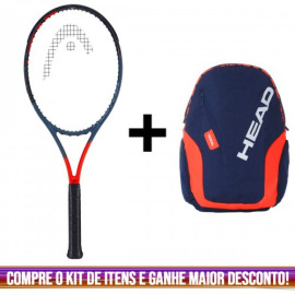 Imagem - Kit Raquete de Tenis Graphene 360 Radical MP e Mochila Radical 2019 - Head