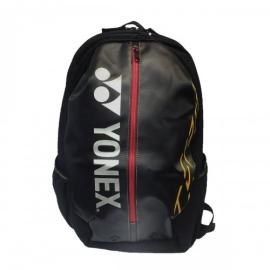 Imagem - Mochila 42012ex Preta com Amarelo Modelo 2020 - Yonex