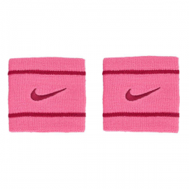 Imagem - Munhequeira Dri-Fit Pink Curta c/ 02 Unidades - Nike