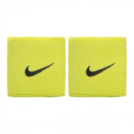 Imagem - Munhequeira Swoosh Verde Curta Com 02 Unidades - Nike