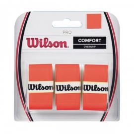 Imagem - Overgrip Pro Confort C/ 03 Unid Laranja - Wilson