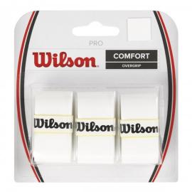 Imagem - Overgrip Pro Confort C/ 03 Unidades Branco - Wilson