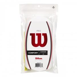 Imagem - Overgrip Pro Comfort Pack Com 30 Unidades  Branco - Wilson