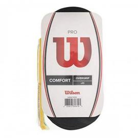 Imagem - Overgrip Pro Comfort Pack Com 30 Unidades Preto - Wilson