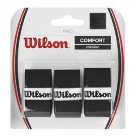 Imagem - Overgrip Pro Comfort Com 03 Unidades Preto - Wilson