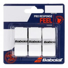 Imagem - Overgrip Pro Response Branco X3 - Babolat - 78172