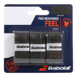 Imagem - Overgrip Pro Response Preto X3 - Babolat