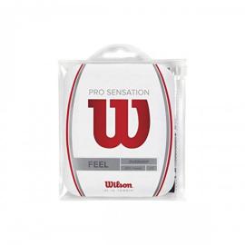 Imagem - Overgrip Pro Sensation Branco Pack Com 12 Unidades - Wilson