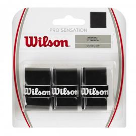 Imagem - Overgrip Pro Sensation Preto - Wilson
