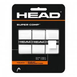 Imagem - Overgrip Super Comp Branco Com 03 Unidades - Head