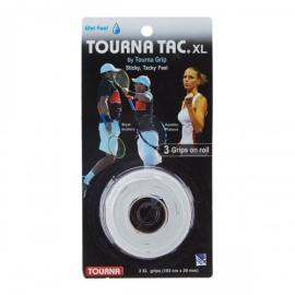 Imagem - Overgrip Tac Com Branco 03 Unidades - Tourna - 233406022