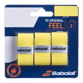 Imagem - Overgrip VS Original X3 Amarelo - Babolat