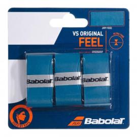 Imagem - Overgrip VS Original X3 Azul - Babolat