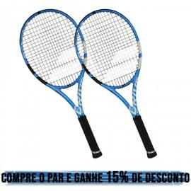 Imagem - 02 Raquetes de Tênis Pure Drive 300g L3 - Babolat