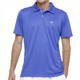 Imagem - Camiseta Polo Core Azul - Wilson