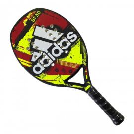 Imagem - Raquete de Beach Tennis BT 3.0 Amarelo e Vermelho - Adidas