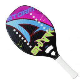 Imagem - Raquete Beach Tennis Storm Modelo 2021 – Shark