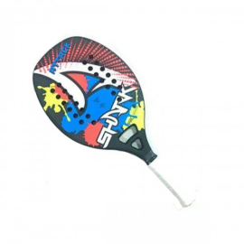 Imagem - Raquete de Beach Tennis Attack Modelo 2020 - Shark