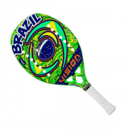 Imagem - Raquete de Beach Tennis Brasil - Vision