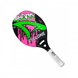 Imagem - Raquete de Beach Tennis Cyclone Modelo 2020 - Shark
