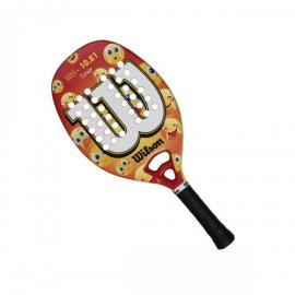Imagem - Raquete de Beach Tennis Infatil Ws 10.21 Emoji - Wilson