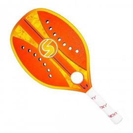 Imagem - Raquete de Beach Tennis Sirf Orange Modelo 2020 - Sexy