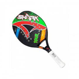 Imagem - Raquete de Beach Tennis Tour Modelo 2020 - Shark