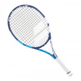 Imagem - Raquete de Tênis Infantil Drive Junior 25 Azul Modelo 2021 - Babolat