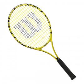 Imagem - Raquete de Tênis Infantil Minions 25 Modelo 2021 - Wilson